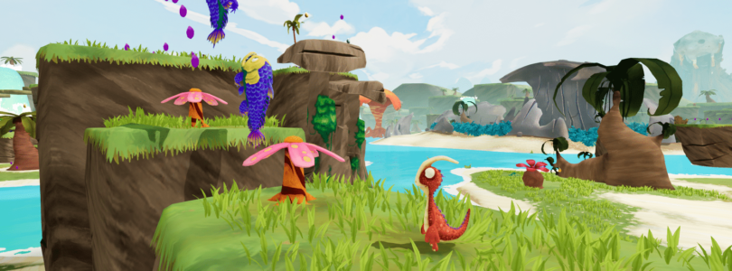 Gigantosaurus The Game | Announce Trailer