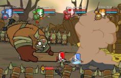Castle Crashers Review