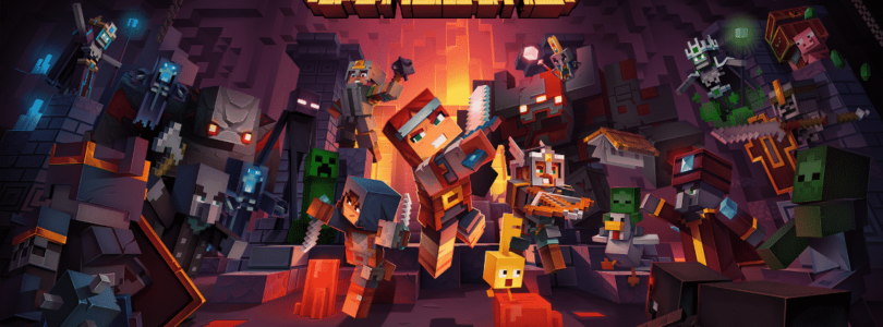 Minecraft Dungeons – E3 2019 – Gameplay Reveal Trailer