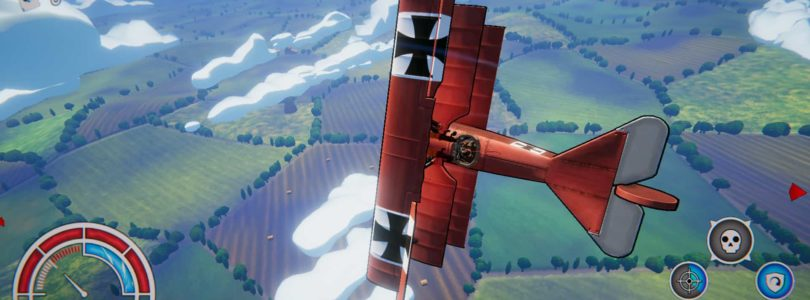 Red Wings: Aces of the Sky targets a release date with Xbox One pre-order available!