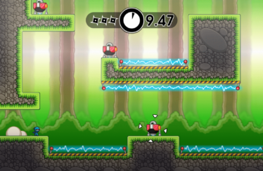 10 Second Ninja X is FREE for a limited time at Steam