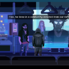 High Tech Low Price: A true Cyberpunk point and click adventure that keeps you on your toes.