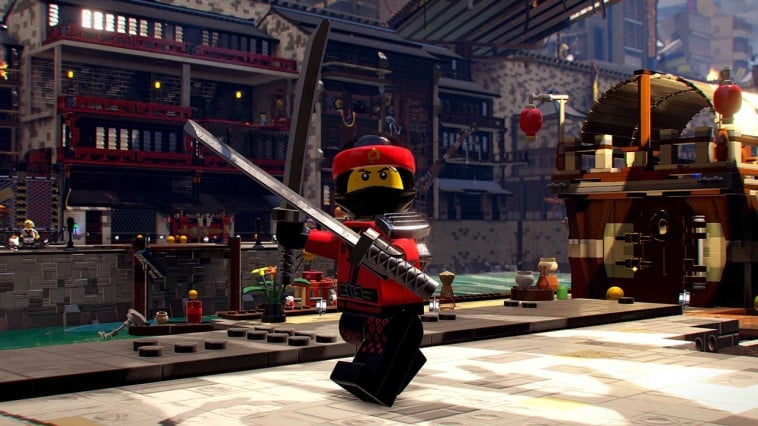 Lego Ninjago Movie Video Game Is Free For A Limited Time At Steam Ps4 Xbox