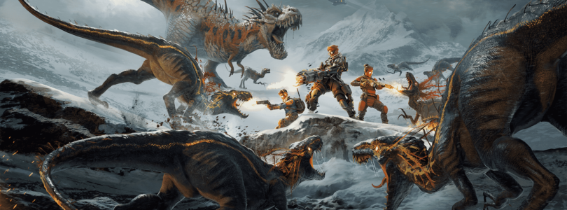 SYSTEMIC REACTION REVEALS SECOND EXTINCTION, AN INTENSE DINOSAUR CO-OP SHOOTER