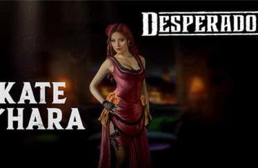 Meet Kate O'Hara in New Desperados III Trailer / Free Demo Available on GOG.com
