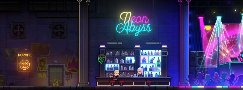 Neon Abyss Gameplay Reveal