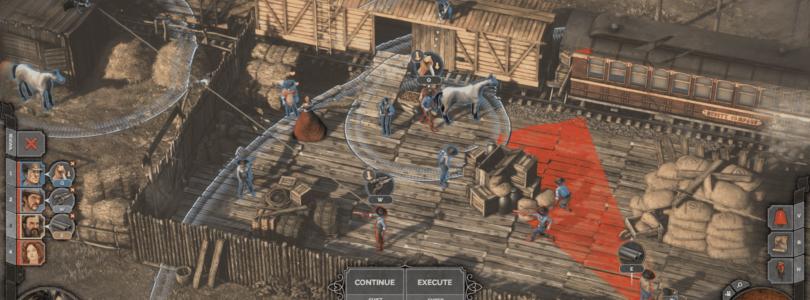 Desperados 3 Baron Challenges