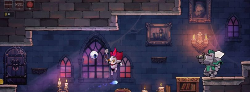 Rogue Legacy 2 – Early Access Trailer