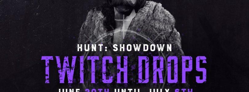 Hunt: Showdown Twitch Drops