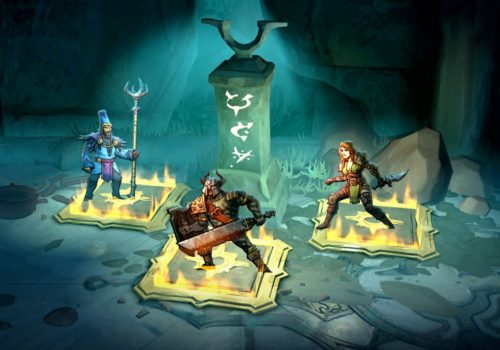 Blightbound – Coming to Steam Early Access
