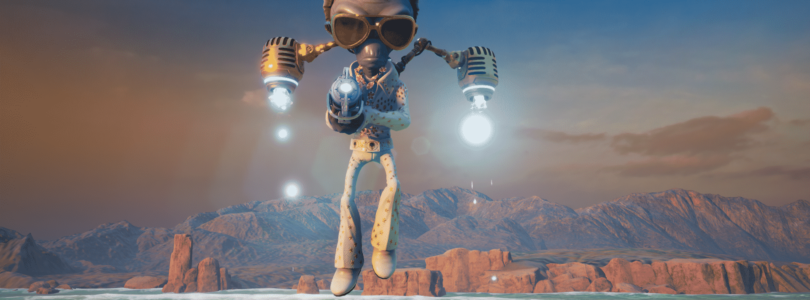 The Invasion has begun: Destroy All Humans! today, it's out now!