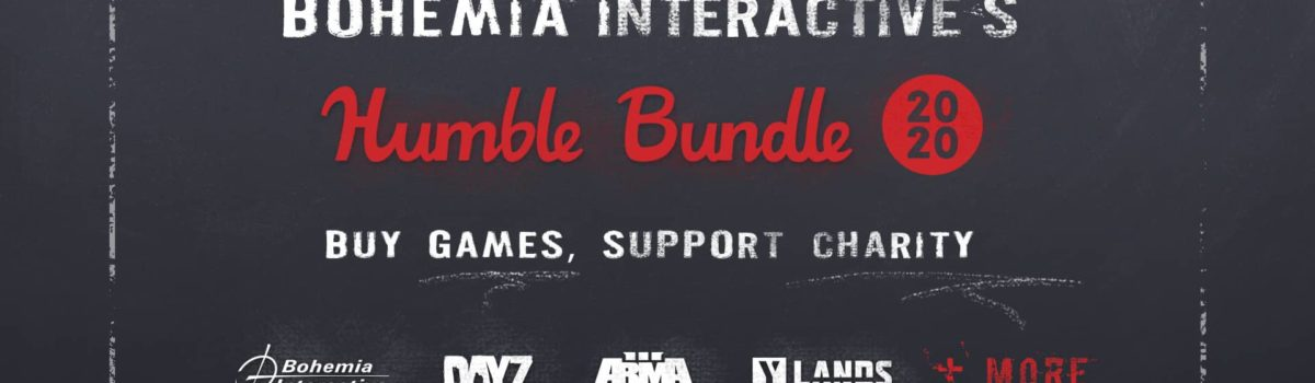 Bohemia Interactive Joins Humble Bundle with Awesome Game Deals in Support of Charities