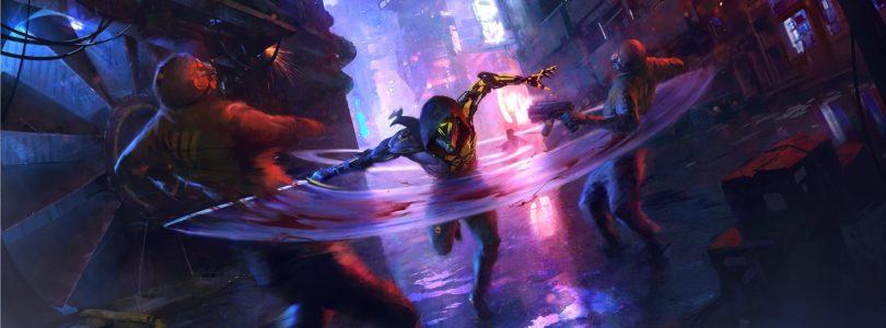 Ghostrunner Gameplay