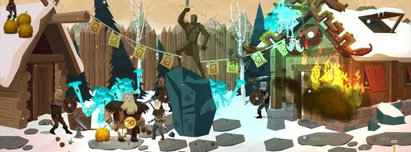 Leif'sAdventure: Netherworld Hero Reveal Trailer