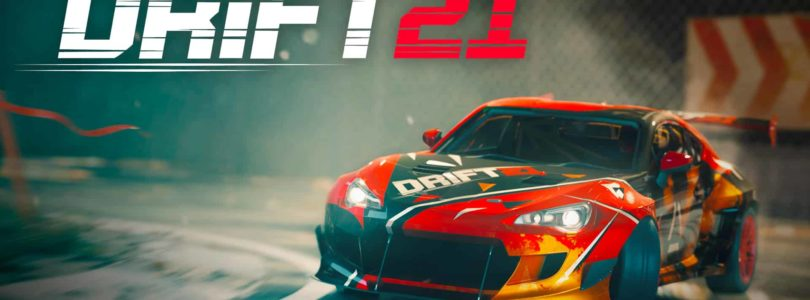 New Track and Challenges Added to Early Access Version of DRIFT21