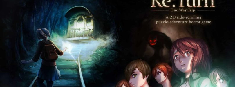 Horror Adventure Re:Turn launches on PlayStation 4 Today