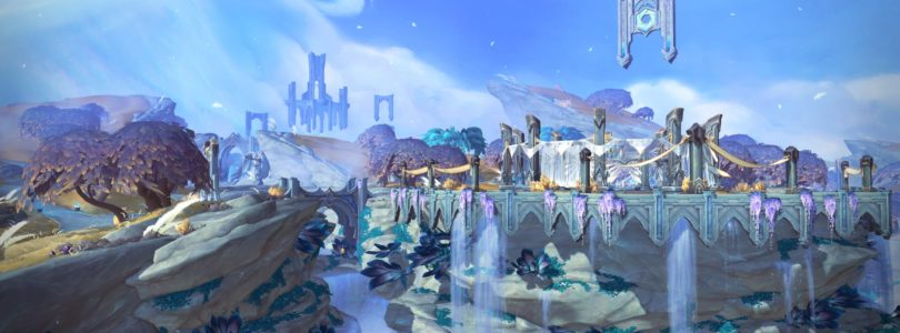 Seek Your Fate in the Shadowlands—World of Warcraft®'s New Expansion Arrives October 27