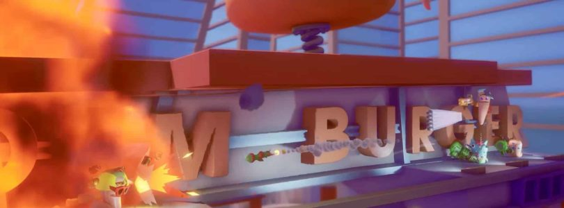 VIP pre-beta hands-on with Worms Rumble on Steam