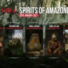Creepy Jar Reveals Spirits of Amazonia, An All-New Story Prequel in Green Hell