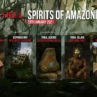 Spirits of Amazonia Part One, An All-New Story Prequel in Green Hell, is Out Now