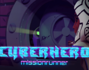 Cyber Hero – Mission Runner is released for Android phones today!