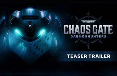 Warhammer 40,000: Chaos Gate – Daemonhunters | Teaser Trailer